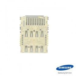 LECTEUR CARTE SIM SAMSUNG NOTE 3 N9005 D'ORIGINE
