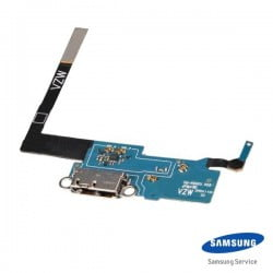 NAPPE CONNECTEUR DE CHARGE ET MICRO INTERNE SAMSUNG GALAXY NOTE 3 N9005 D'ORIGINE