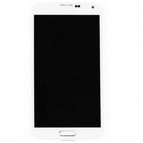 ecran samsung galaxy s5 blanc d 39 origine docteur smartphone r paration de smartphone paris. Black Bedroom Furniture Sets. Home Design Ideas