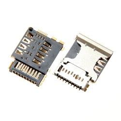 LECTEUR SIM SAMSUNG CORE I8260 ET MICRO SD D'ORIGINE