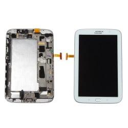 ECRAN SAMSUNG GALAXY NOTE 8.0 LCD+ VITRE TACTILE BLANC ORIGINALE