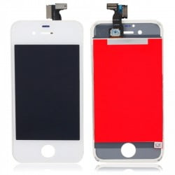 ECRAN LCD BLANC IPHONE 4S DE QUALITE ORIGINALE