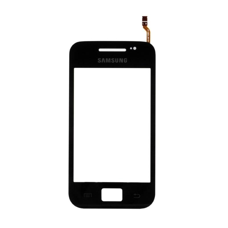 vitre tactile samsung ace s5830 d 39 origine noire docteur smartphone r paration de smartphone. Black Bedroom Furniture Sets. Home Design Ideas