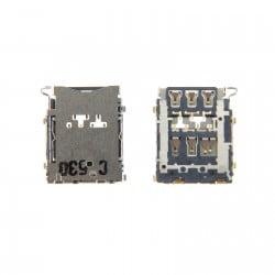 LECTEUR CARTE SIM SAMSUNG GALAXY A5 A500FU D'ORIGINE