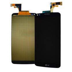 ECRAN LCD + VITRE TACTILE LG G FLEX D955 NOIR