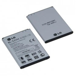 BATTERIE INTERNE LG G3 D855 D'ORIGINE