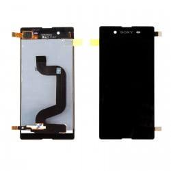 ECRAN LCD + VITRE TACTILE SONY XPERIA E3 D2203 NOIR D'ORIGINE