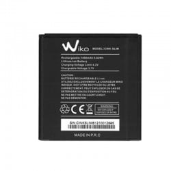 BATTERIE INTERNE WIKO BLOOM DE QUALITE ORIGINALE NOIRE