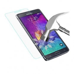 PROTECTION VERRE TREMPE SAMSUNG GALAXY NOTE 4