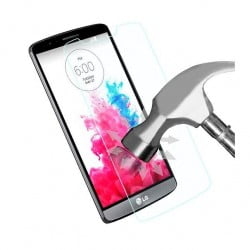 PROTECTION VERRE TREMPE LG G2