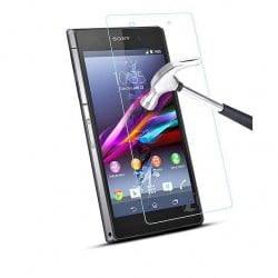 PROTECTION VERRE TREMPE SONY XPERIA Z1 COMPACT