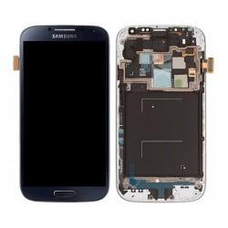 ECRAN LCD + VITRE TACTILE SAMSUNG GALAXY S4 I9505 D'ORIGINE NOIR