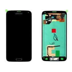ECRAN LCD + VITRE TACTILE SAMSUNG GALAXY S5 G900F D'ORIGINE GOLD