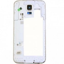 CONTOUR CHASSIS ARRIERE SAMSUNG GALAXY S5 G900F GRIS ORIGINAL