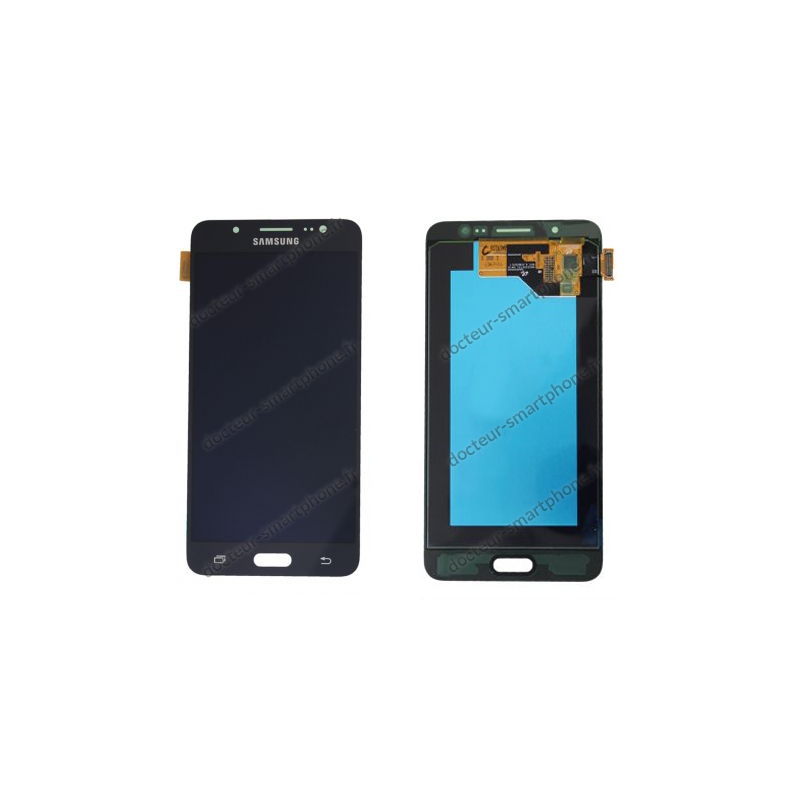 Cran lcd vitre tactile samsung galaxy j5 2016 noir for Photo ecran galaxy j5