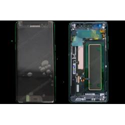 ÉCRAN LCD + VITRE TACTILE SAMSUNG GALAXY NOTE7 NOIR, SM-N930F D'ORIGINE