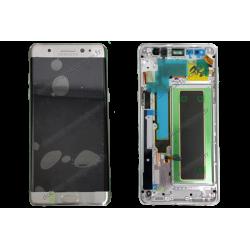 ÉCRAN LCD + VITRE TACTILE SAMSUNG GALAXY NOTE7 GRIS, SM-N930F D'ORIGINE