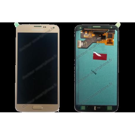 Écran Samsung Galaxy S5 Neo or d'origine SM-G903F