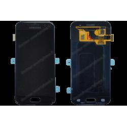 Écran Samsung Galaxy A3 2017 noir d'origine (SM-A320F)