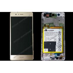 Bloc écran Huawei P9 LITE or d'origine VNS-L11 (L31)