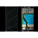 Écran Huawei P9 PLUS noir (gris) d'origine vie-l09