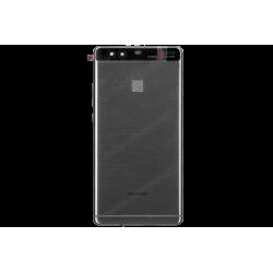 Coque arrière pour Huawei P9 PLUS noir (gris) d'origine VIE-L09
