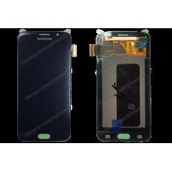 ECRAN SAMSUNG GALAXY S6 NOIR D'ORIGINE SM-G920F