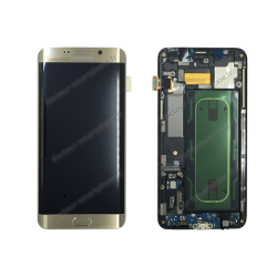Écran Samsung Galaxy S6 EDGE PLUS or d'origine SM-G928F