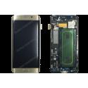 Écran Samsung Galaxy S6 EDGE PLUS or d'origine SM-G928F