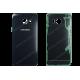 Vitre arrière Samsung Galaxy S6 EDGE PLUS noir d'origine SM-G928F