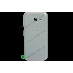 Vitre arrière pour Samsung Galaxy A5 2017 bleu d'origine (SM-A520F)