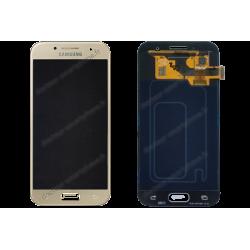Écran Samsung Galaxy A3 2017 or d'origine (SM-A320F)
