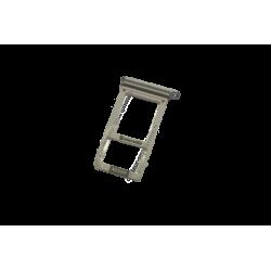 Trappe tiroir SIM pour Samsung Galaxy A3 2017 or d'origine A320F