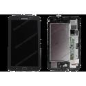 Écran LCD et vitre tactile Samsung TAB 3 7.0 noir d'origine T210