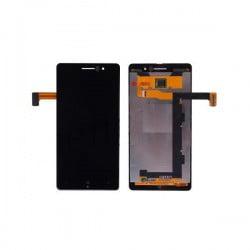 ECRAN NOKIA LUMIA 830 LCD + VITRE TACTILE D'ORIGINE