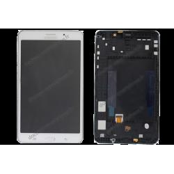 Écran Samsung Galaxy TAB 4 LTE 7.0 blanc original - T235