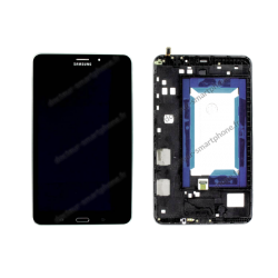 Écran LCD + vitre Samsung TAB 4 8.0 LTE 4G noir original T335
