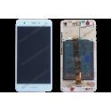 Bloc écran lcd et vitre Huawei NOVA blanc d'origine CANNES-L01 / L11