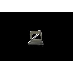 Rack tiroir SIM pour Samsung Galaxy A5 2017 noir original A520F