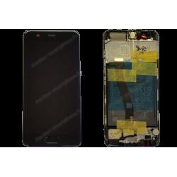 Bloc écran Huawei P10 noir d'origine VTR-L09