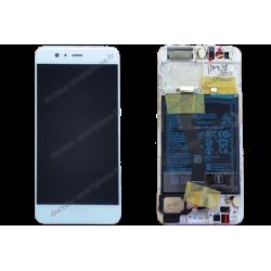 Bloc écran Huawei P10 or d'origine VTR-L09