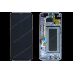 Écran complet LCD et vitre Samsung Galaxy S8 PLUS orchidée original