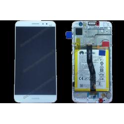 Bloc écran Huawei NOVA PLUS blanc d'origine MLA-L11 / L01