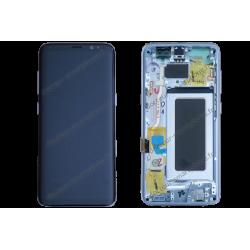 Écran complet LCD et vitre Samsung Galaxy S8 orchidée original (SM-G950F)