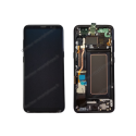 Écran LCD complet Samsung Galaxy S8 noir original (SM-G950F)