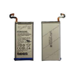 Batterie interne Samsung Galaxy S8 d'origine G950 avec colle