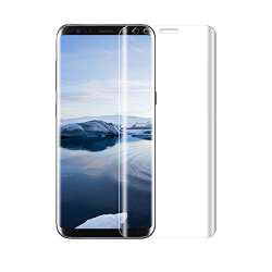 PROTECTION VERRE TREMPE SAMSUNG GALAXY S8 PLUS - G955F