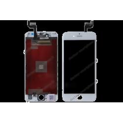 Écran iPhone 6S LCD + vitre tactile blanc - qualité Retina