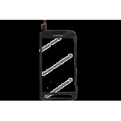 Vitre tactile pour Samsung Galaxy Xcover 4 noir original - G390F