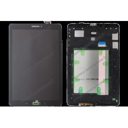 Écran Samsung Galaxy TAB E 9.6 noir (T560/T561) d'origine
